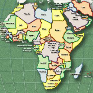 Botswana and Tanzania 2010