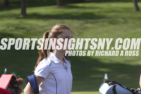 Sullivan West vs. Liberty Girls Golf