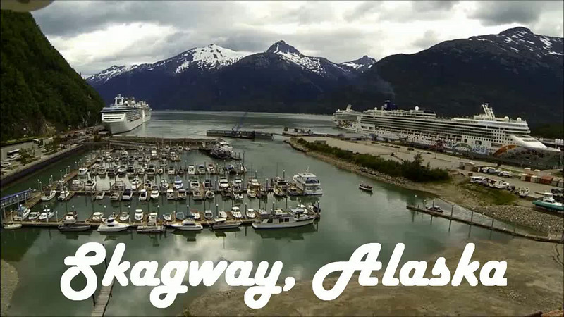 Skagway, Alaska and the the Klondyke Goldrush