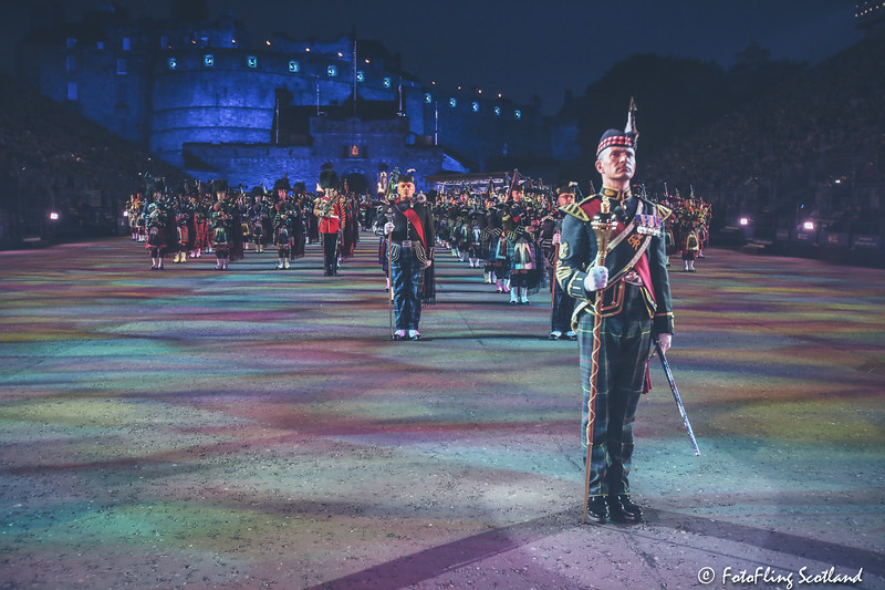 The 2017 Edinburgh Military Tattoo