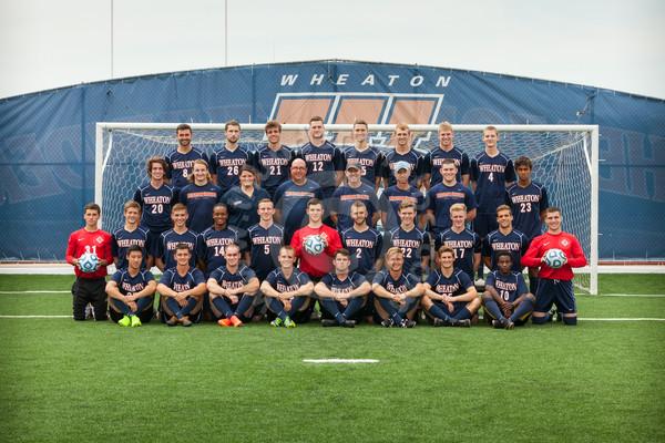 Men's Soccer 2014