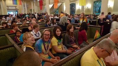 Pride Parade 6-11-11