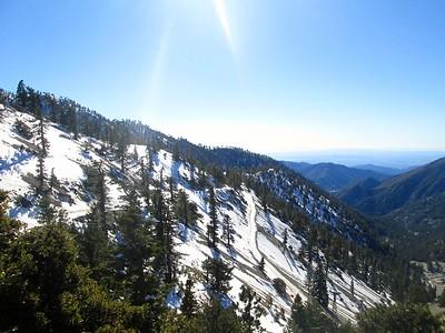 Mount Baldy 2013