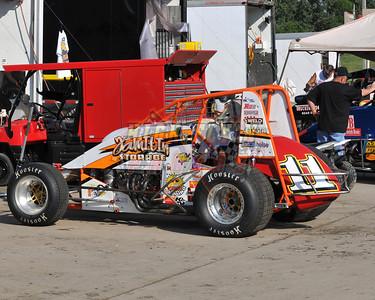 "TNT  ""Sprint Bandits"" Lakeside Speedway 8-16-08  DAY 2"