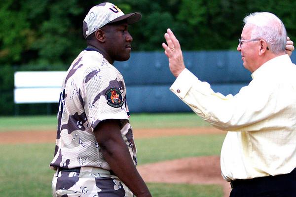 vs Military All Stars, 6/2/08, Fans