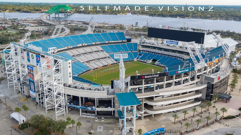 NFL Films Aerial Stadium Tours