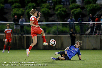 Washington Spirit v FC Kansas City (20 May 2017)