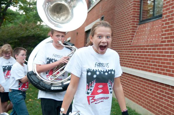 7th Grade Band Night - 2012