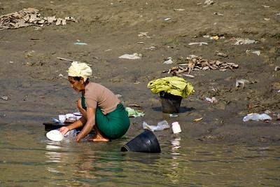 Burma struggle