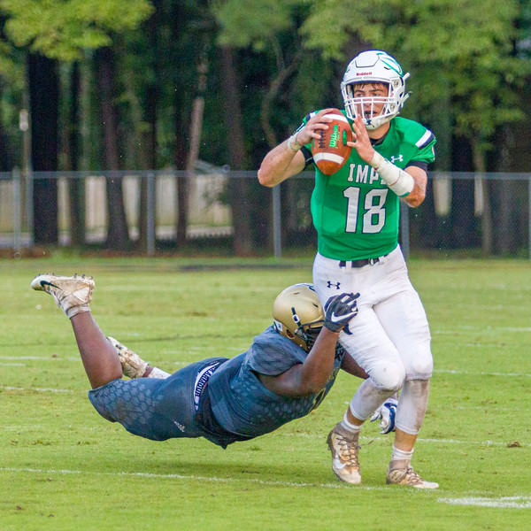 2019.08.16 Knightdale Scrimmage