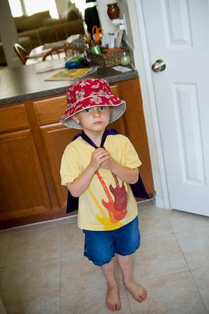 Jonah - Age 4 (2010-2011)