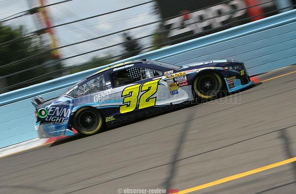 Watkins Glen International NASCAR Friday 2014
