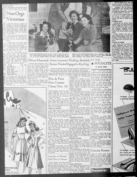 Daily Trojan, Vol. 33, No. 35, October 27, 1941