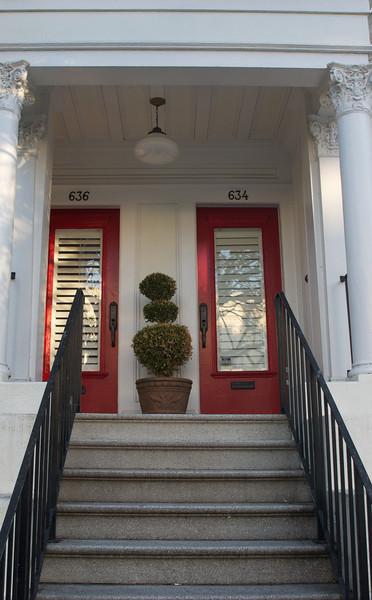 Duplex Doors