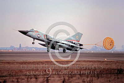 USAF Convair F-106A Delta Dart Military Airplane Pictures