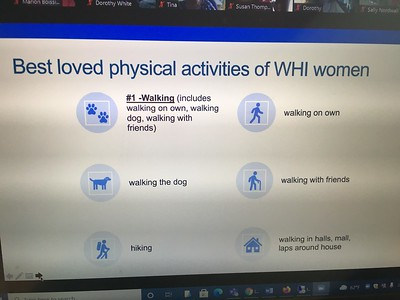 WHI and Physical Activity