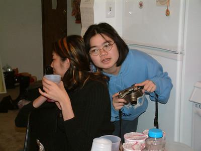 2003-02-22 Brave Family Dinner