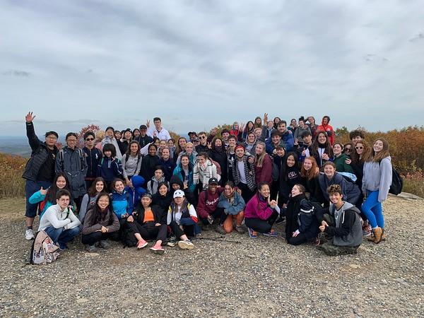 Walnut Hill Mountain Day 2019