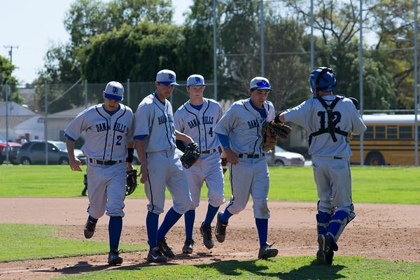 2014 Dana Hills Varsity Baseball