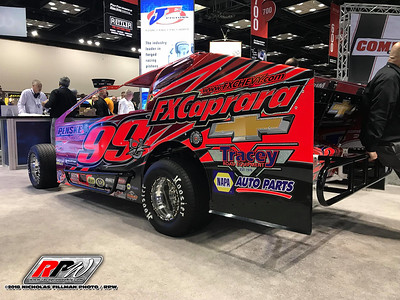 Performance Racing Industry Trade Show - 12/5-12/8 - Nicholas Fillman