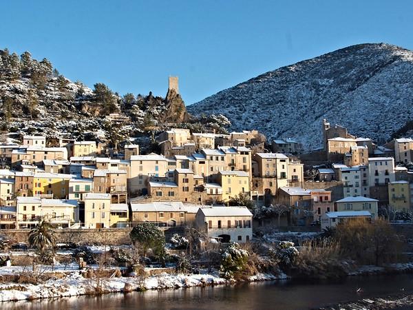 Roquebrun, Hérault