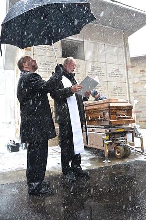 Funeral for Fr. Paul J. McGuire, SCJ
