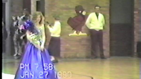 Homecoming 1990 Cannelton vs. Washington Catholic
