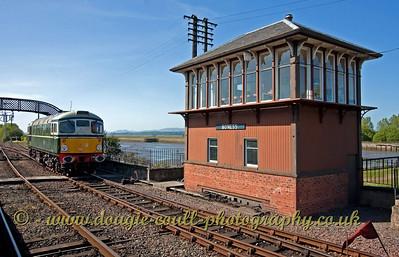 Bo'ness & Kinneil Heritage Railway