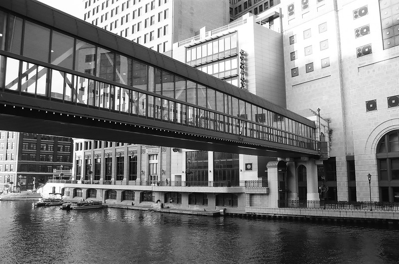 Unedited 35mm Black and White Film Proofs of Milwaukee 6