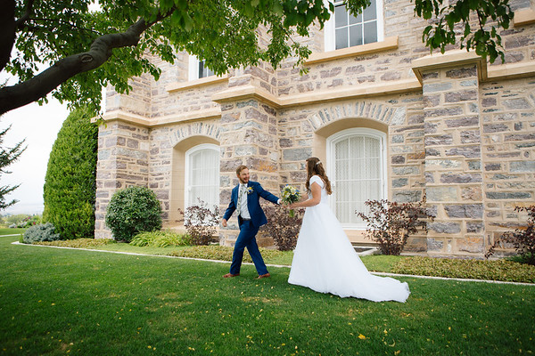 Megan and Evan Wedding