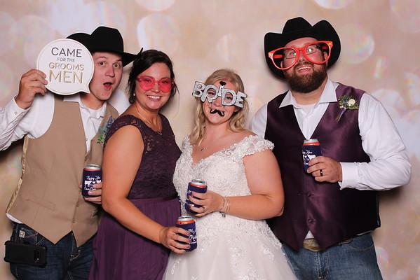 Kirkpatrick Wedding: September 7, 2019