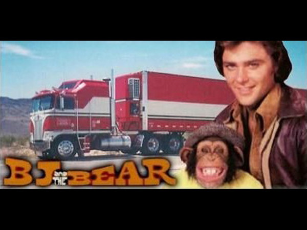 Tape 1, Side 1: BJ and the Bear.