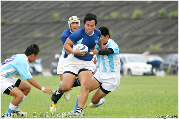 2006年亞洲盃錦標賽代表隊選拔賽(Asian Rugby Championship Taiwan Team Selection)