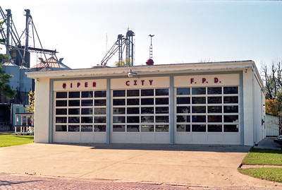 FORD COUNTY FIRE DEPARTMENTS
