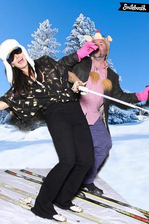 sante ventures & key concierge holiday party