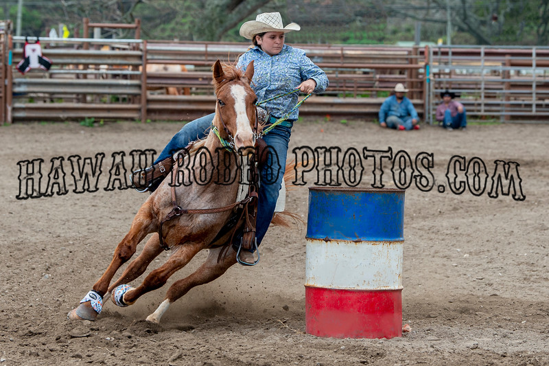 OAHU JR. and HIGH SCHOOL RODEO FEB.1 2020