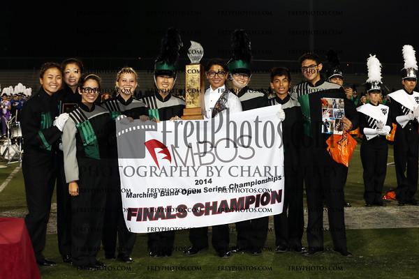 Nov. 15th, 2014 MBOS Championships @ Chino Hills HS