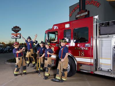Tulsa Fire Dept 2018