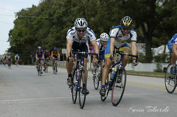 Chappell Hill Road Race, Chappell Hill, TX, September 12, 2004