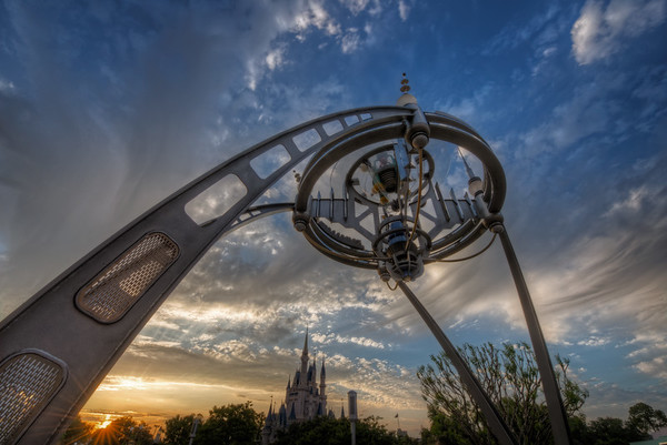 Magic Kingdom: Gate To Tomorrowland