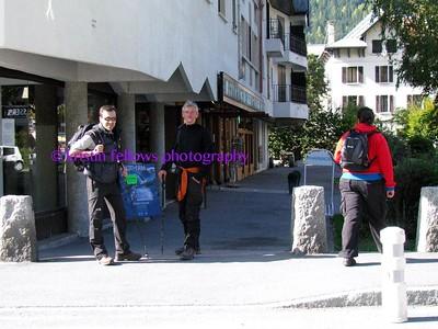 Chamonix ~ street photography