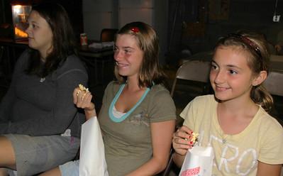 Free Movies, South Ward Playground, Tamaqua (8-25-2012)