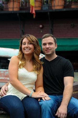 Angela & Matt Are Engaged!