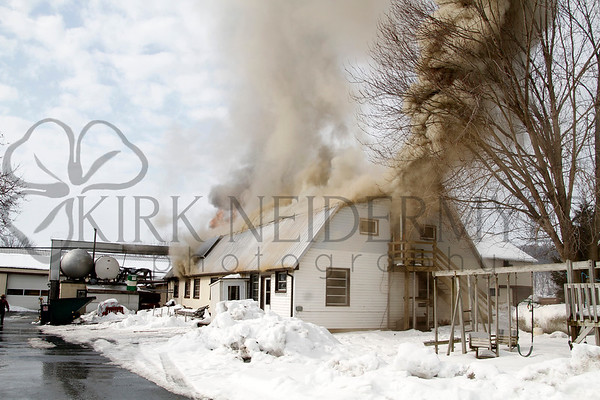 02.19.14 Building Fire in 39 Local