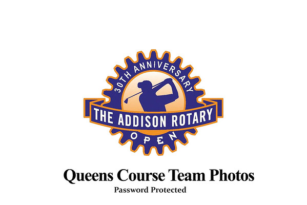 Addison Rotary Open 2020-Queens Course