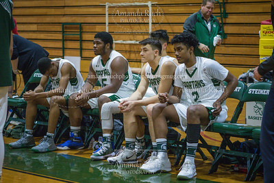 2018-2019 Steinert Boys Basketball