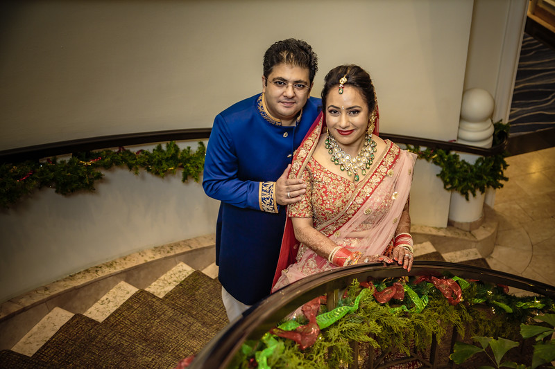 Priya & Sahil's Wedding