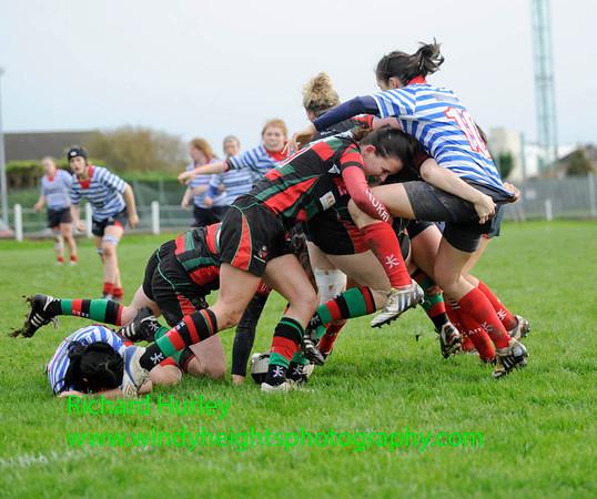 Women's AIL Div 1 Highfield RFC v Blackrock RFC