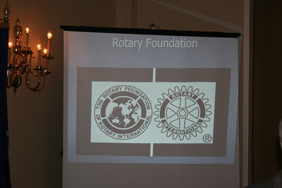 Warrenton Rotary Club Jan 19 2012