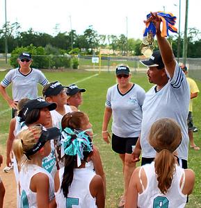 Vipers 2006 8U All Star Sugarland Softball